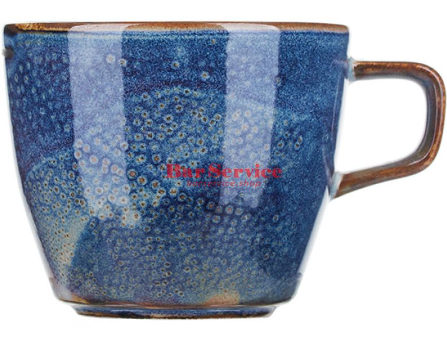 """Чашка кофейная  """"Ирис""""; фарфор;250мл;голуб в Омске"""
