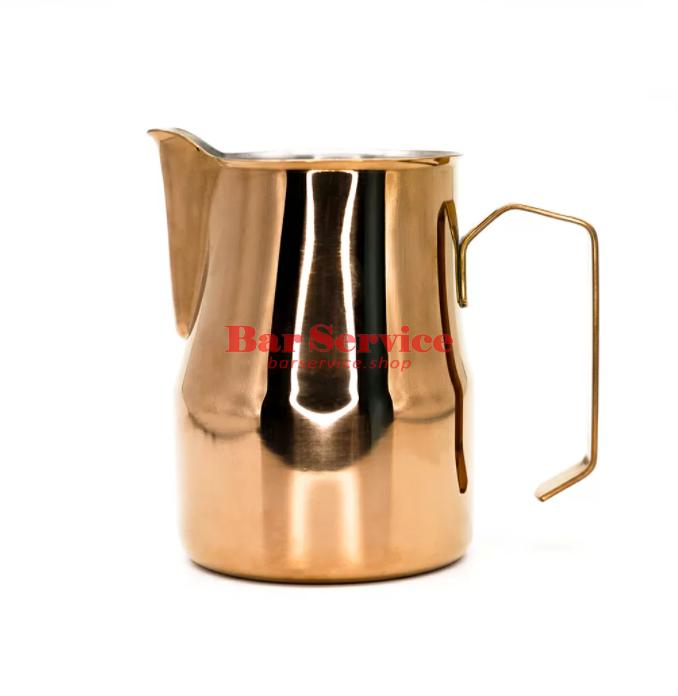 Питчер для молока 350мл, нерж, сталь, золотой P.L.Barbossa в Омске