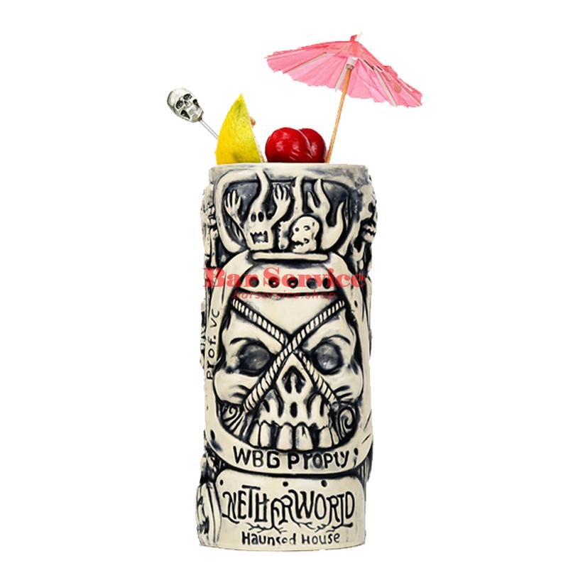 "Бокал д/коктейлей ""Тики"" керамика 500мл P.L. Barbossa в Омске"