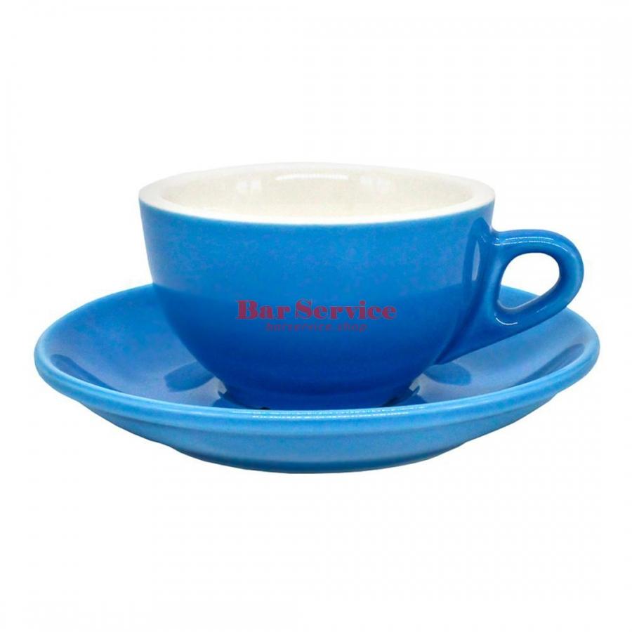 Чайная пара 180 мл синий цвет Barista P.L. в Омске