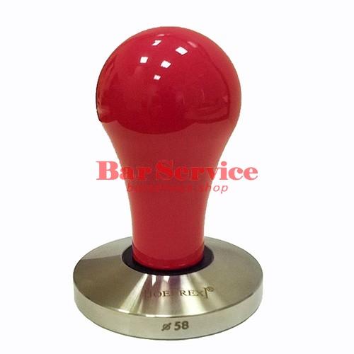 Темпер JoeFrex D53 Pop красный плоский сталь в Омске