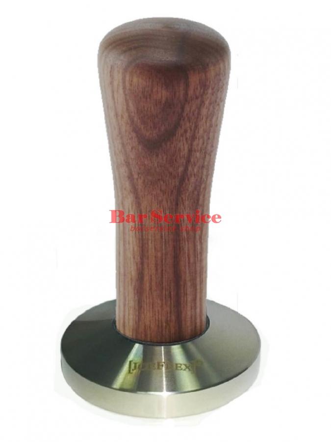 Темпер JoeFrex D58 Classic Short, орех, плоский сталь в Омске
