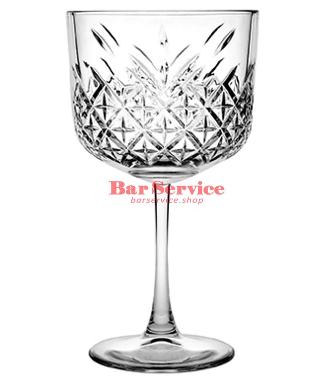 Бокал д/вина «Таймлесс»; стекло; 500мл; D=100,H=198мм; в Омске