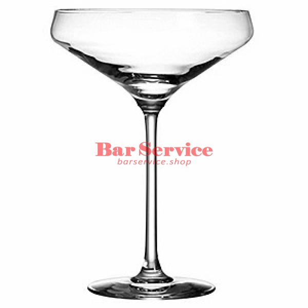 Шампан.-блюдце «Каберне»; стекло; 320мл; D=16.8,H=17см; прозр. в Омске