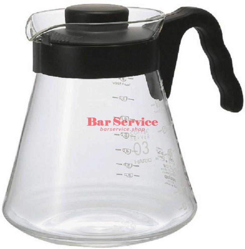 Чайник сервировочный Hario, 600мл в Омске