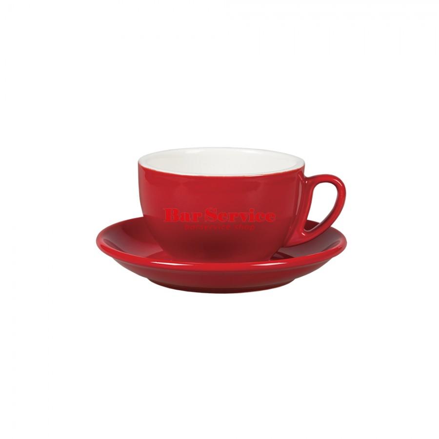 Чайная пара 270 мл; красный цвет; Barista P.L в Омске