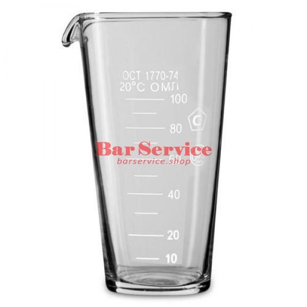Мерный стакан, 100 мл.  в Омске
