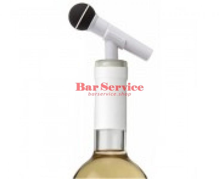 Пробка для бутылки Микрофон в Омске